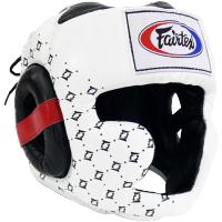 Шлем Fairtex Super Sparring - White