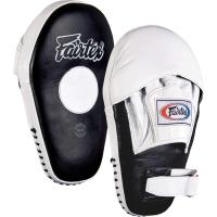 Лапы тренерские Fairtex FMV8 - Black/White