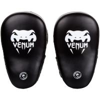 Лапы тренерские Venum Elite Big Focus Mitts - Black