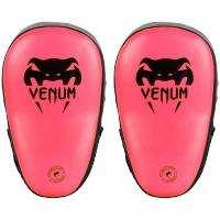 Лапы тренерские Venum Elite Big - Neo Pink
