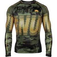Рашгард Venum Tactical - Forest Camo/Black