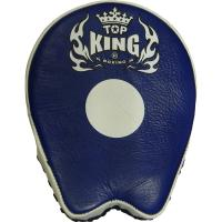 Тренерские лапы Top King Boxing - Blue/White