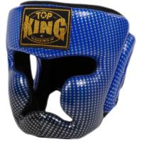 Шлем боксерский Top King Boxing Super Star - Blue