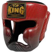 Шлем боксерский Top King Boxing Super Star - Red