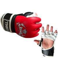 Перчатки MMA Top King Boxing Extream - Black/Red