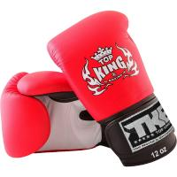 Перчатки боксерские Top King Boxing Ultimate - Red/Black/White