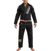 Кимоно для BJJ GR1PS Armadura 2.0 Competition - Black
