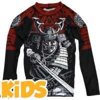 Детский Рашгард Hardcore Training Budo Long Sleeve