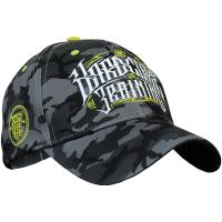 Бейсболка Hardcore Training Camo - Grey