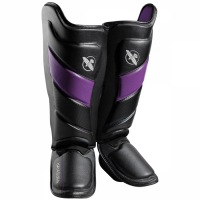 Шингарды Hayabusa T3 - Black/Purple