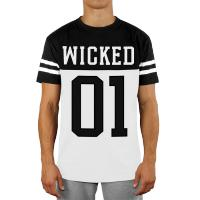 Футболка Wicked One Quarterback - White/Black