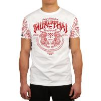 Футболка Wicked One Muay Thai - White/Red