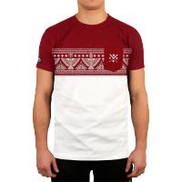 Футболка Wicked One Native - White/Red