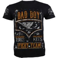 Футболка Bad Boy Honor - Black/Orange