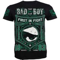 Футболка Bad Boy Eye - Black/Green