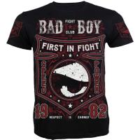 Футболка Bad Boy Eye - Black/Red