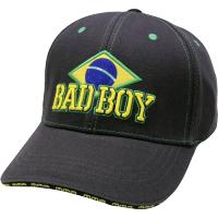 Бейсболка Bad Boy Brazilian - Black