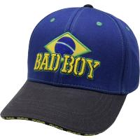 Бейсболка Bad Boy Brazilian - Blue