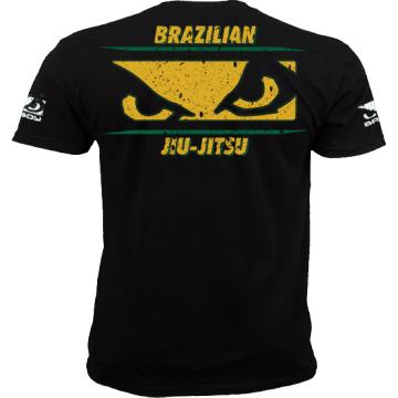 Футболка Bad Boy Brazilian Jiu Jitsu | Фото 1