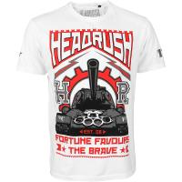 Футболка Headrush Alexander Volkov - White
