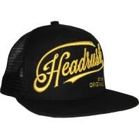 Бейсболка Headrush Victory - Black/Gold