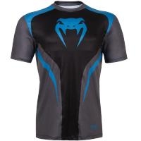 Футболка Venum Predator - Grey/Blue