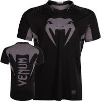 Футболка Venum Hurricane X-Fit - Black/Grey