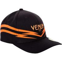 Бейсболка Venum Sharp 2.0 - Black/Orange