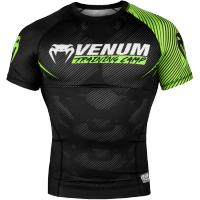 Рашгард Venum Santa Training Camp Short Sleeved