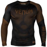 Рашгард Venum NoGi 2.0 - Brown