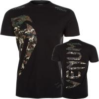 Футболка Venum Original Giant Jungle Camo - Black