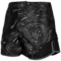 Шорты ММА Venum Dragon`s Flight - Black/Black