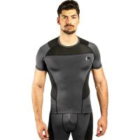 Рашгард Venum G-Fit SS - Grey/Black