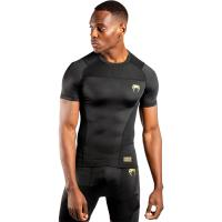 Рашгард Venum G-Fit SS - Black/Gold