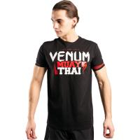 Футболка Venum Muay Thai Classic 20 - Black/Red