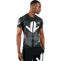 Рашгард Venum x Loma Arrow SS - Black/White