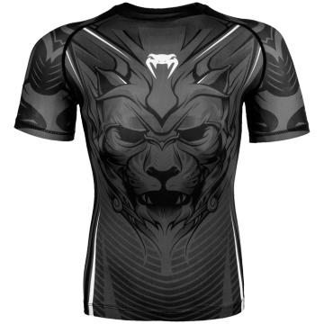 Рашгард Venum Bloody Roar Short Sleeves - Grey