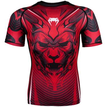 Рашгард Venum Bloody Roar Short Sleeves - Red