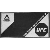 Полотенце Reebok UFC - Black/White