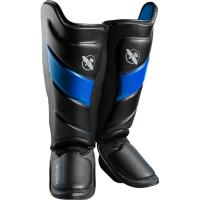 Шингарды Hayabusa T3 - Black/Blue