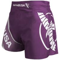 Шорты для кикбоксинга Hayabusa Kickboxing - Purple