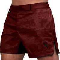 Шорты Hayabusa Hex Mid-Length - Burgundy