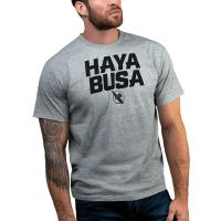 Футболка Hayabusa Casual Logo - Grey