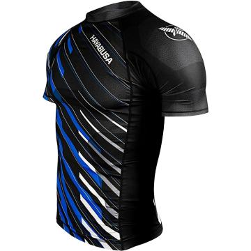 Рашгард Hayabusa Metaru Charged Short Sleeve - Blue