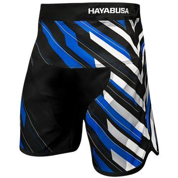 Шорты ММА Hayabusa Metaru Charged - Black/Blue