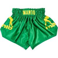 Тайские шорты Manto Muay Thai Dual - Green