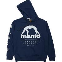 Толстовка Manto Elements - Navy Blue