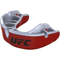Боксерская капа Opro Gold Level UFC - Red/Silver