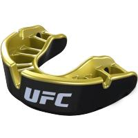 Боксерская капа Opro Gold Level UFC - Black/Gold
