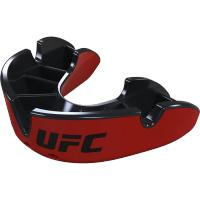 Боксерская капа Opro Silver Level UFC - Red/Black